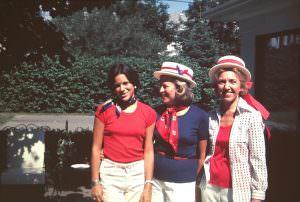 Nancy, Blanche, & Alvina